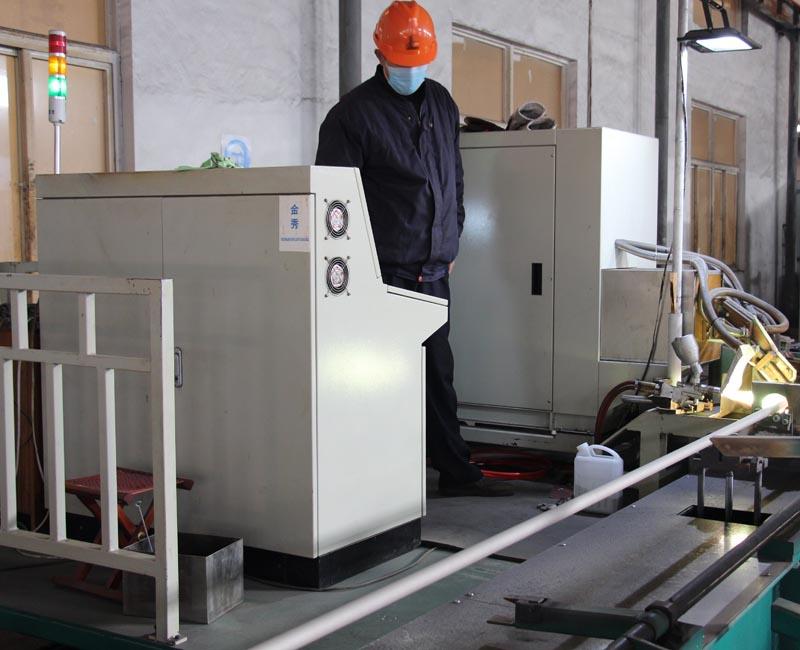 喷焊工艺生产线